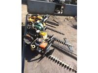Stihl, sthil, hedge cutters, spares or repair, job lot