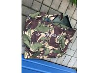 Carp porter under bag