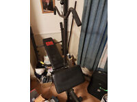 Multi-gym weights bench (pick up only)