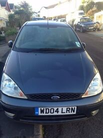 *NOW PASSED MOT * Ford Focus 1.8 2004 Good Condition - 108700 miles