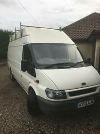 Ford Transit 350 LWB panel van *new clutch and flywheel fitted feb 2017*