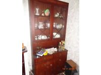 brown cabinet for sale