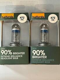 H4 Car Headlight Bulbs