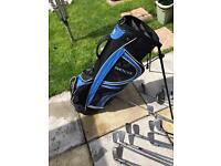 Dunlop golf clubs and bag REDUCED!!!!