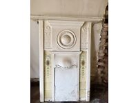 Antique Fireplace - For Collection