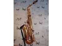 Aretmis A1 Alto Saxophone (Trevor James)