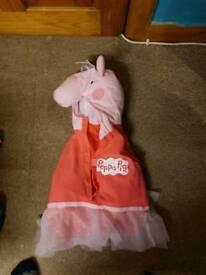 Peppa pig fancy dress
