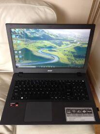 Acer E15 E5-522-89W6 Laptop - AMD A8