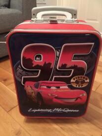 Cars kids suitcase