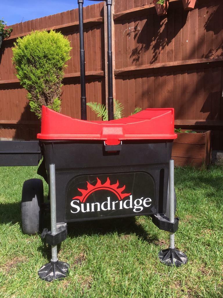 Sundridge Fishing Trolley Box Seat Box | in Bognor Regis, West Sussex |  Gumtree