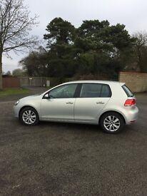 Volkswagen Golf Match TDI 1.6, Low Miles, 12 month MOT, Clean, Good Drive.