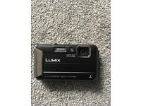 Panasonic LUMIX FT25 Waterproof camera 16mp 4x optical zoom