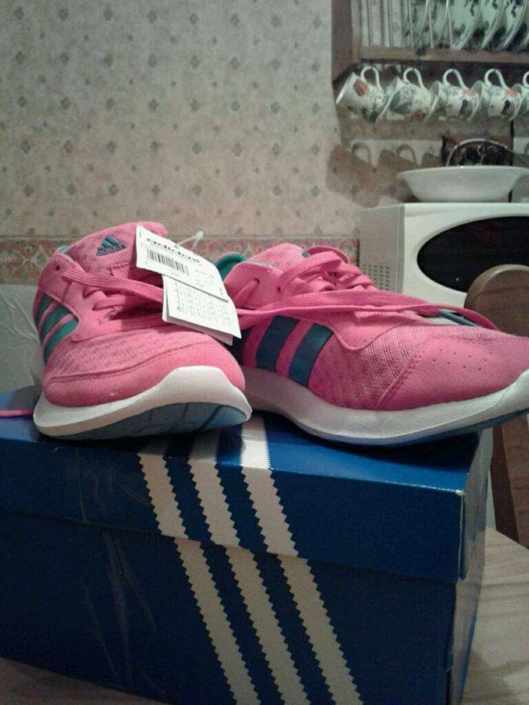 ADIDAS TRAINING SHOES SIZE 4.5