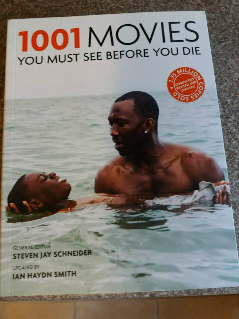 1001 Movies You Must See Before You Die book. AS NEW