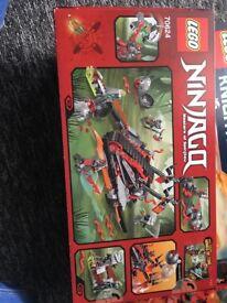 Lego ninjago 70624