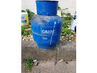 Caravan or camping 4.5kg calor gas bottle with gas £10