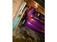 Ford fiesta mk3 pick up project spares repairs