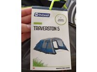 Brand new Outwell Traverston 5 person tent