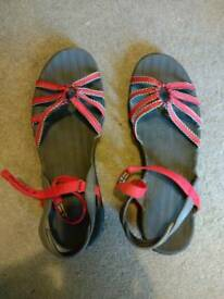 Teva sandals UK size 7