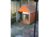 Free play house