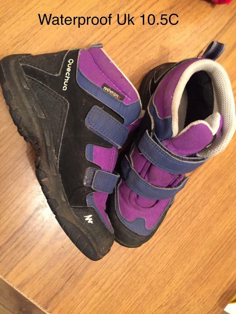 f680447b537 Hiking shoes waterproof size 10.5 | in West End, Glasgow | Gumtree