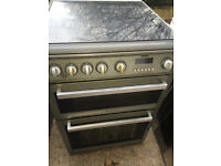 HOTPOINT GAS COOKER 60 CM, FREE DELIVERY