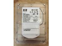 HP 300Gb SAS 15000rpm HDD (BRAND NEW)