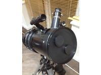 Celestron Powerseeker 127 EQ Reflector Telescope Plus Astromaster Eye Piece and Accessory Kit