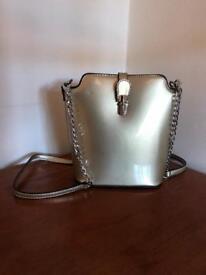 Small Gold handbag