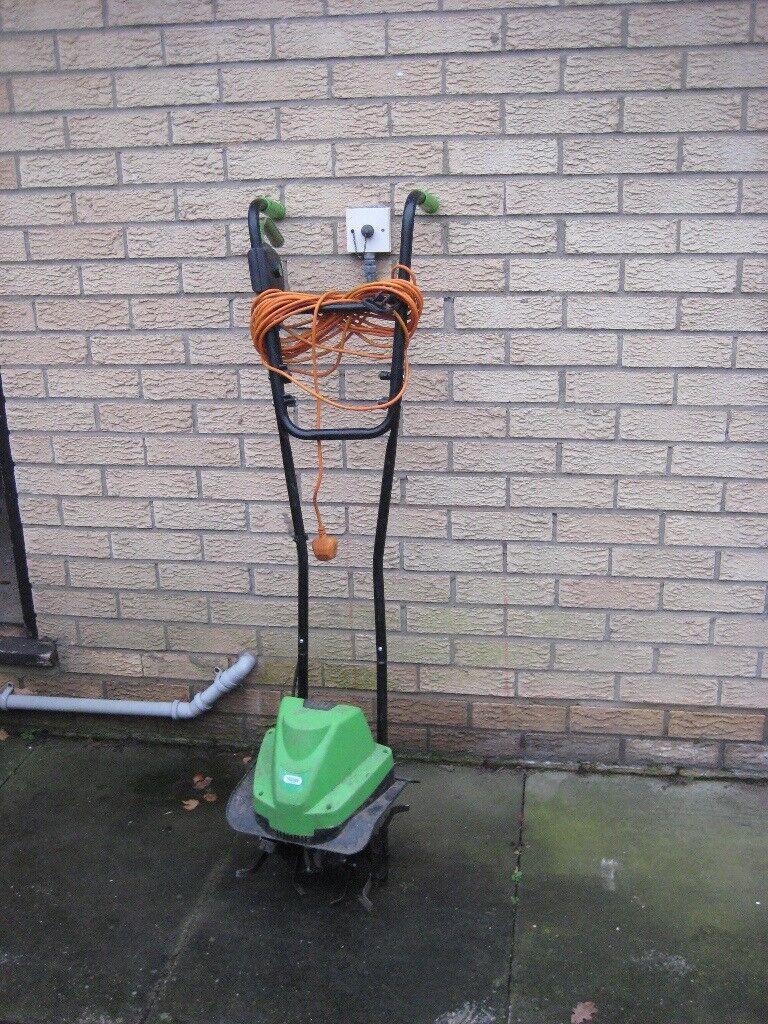 Electric Tiller Good condition