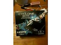 Cyclone micro media player