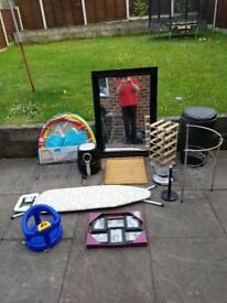 JOB LOT CARBOOT STOCK (CAN SELL SEPERATE HAVE A LOOK)