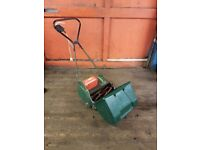 Qualcast EP35 14 inch Self-Propelled Electric Mower
