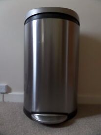 Simple-Human kitchen recycling/waste bin.