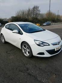 Vauxhall Astra GTC (2012) with 11 months MOT & 19 inch alloys