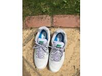 Nike Rafa Dragon Tennis Shoes 9.5 - nearly new!