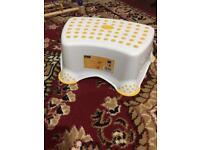 Kids step stools(3)