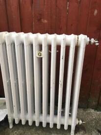 Vintage radiator
