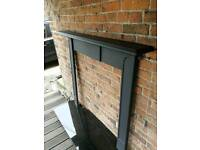 Victorian Cast Iron fire surround DELIVERY FREE OR £25 UK