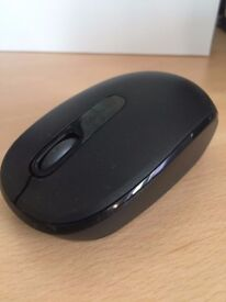 Wireless Mouse by Microsoft - Black