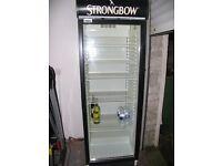 strongbow fridge