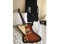 Left handed Gibson Firebird 70's Studio
