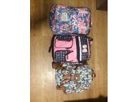 Girls Designer Japanese School Bags Rucksacks Travel Napsacks £6