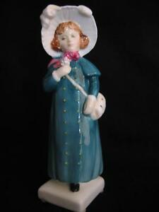 "ROYAL DOULTON KATE GREENAWAY ""CARRIE"" FIGURINE MADE IN ENGLAND"