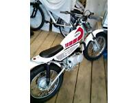 YAMAHA TY. 80. TRIALS BIKE