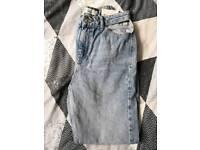 Ladies topshop jeans
