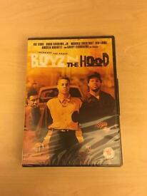 Boyz N The Hood DVD Movie