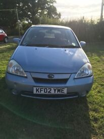 Suzuki Liana for sale.