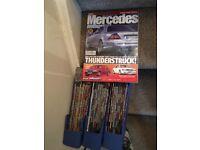 Mercedes Enthusiast magazines
