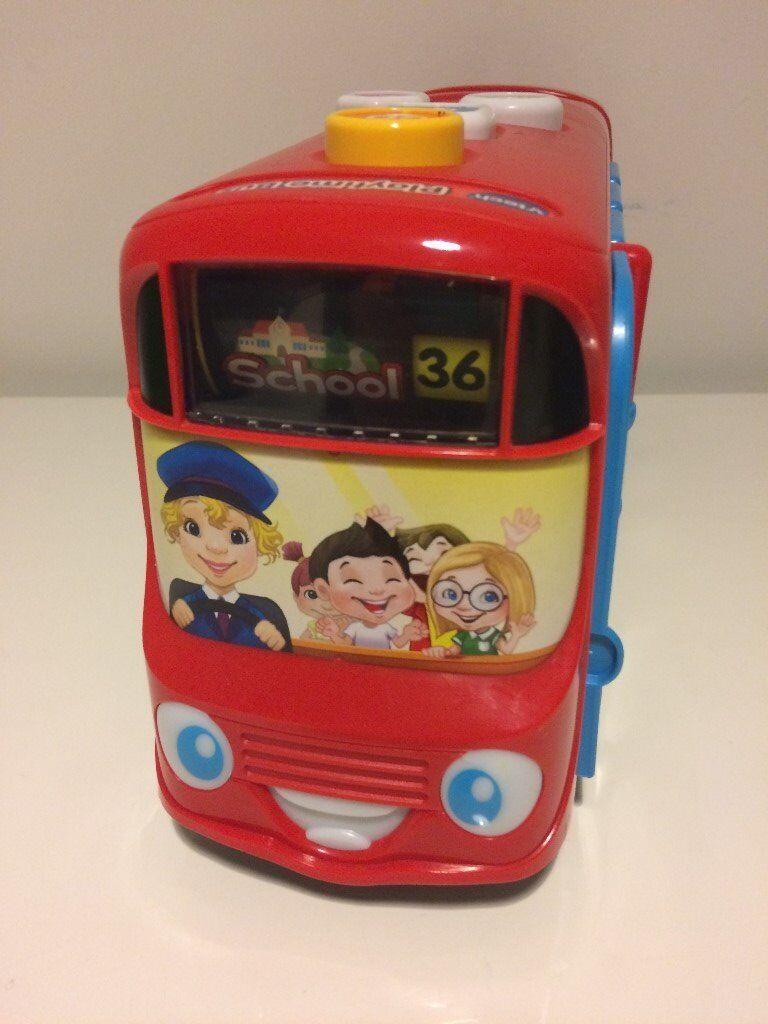 V-tech Interactive Bus